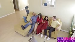 StepSiblingsCaught - Cumming Inside My StepSis During Movie! S8:E1