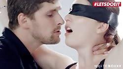 White Boxxx - Mia Evans Gorgeous Hungarian Teen Fetish Bondage With Her Lover