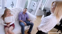 FamilyStrokes - Carolina Sweets - Following Stepmoms Instructions