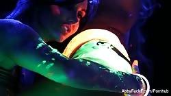 Abigail Mac Black Light Lesbians