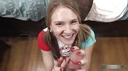 BadDaddyPOV Ashley Lane Is Stuck Home Alone